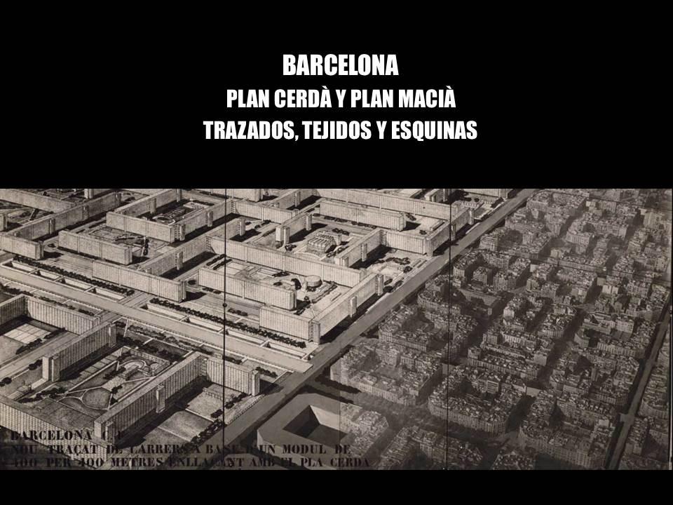 Barcelona-Trazados Tejidos